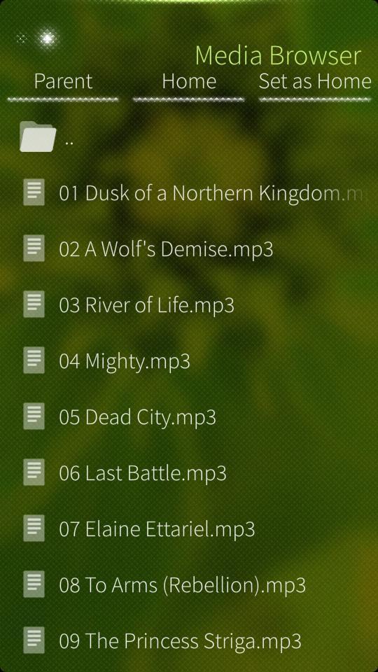 VLC Remote | OpenRepos net — Community Repository System