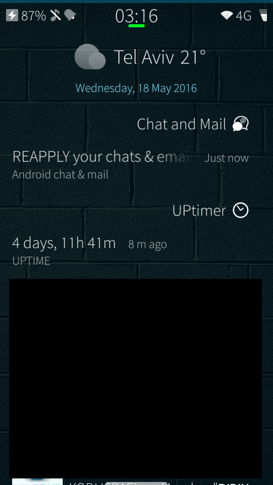Android apps notifications | OpenRepos net — Community Repository System